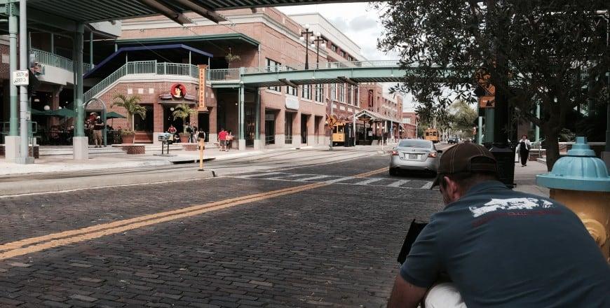 Director Freddy Rodriguez captures Ybor Centro